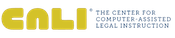 The Center for Computer-Assisted Legal Instruction Logo