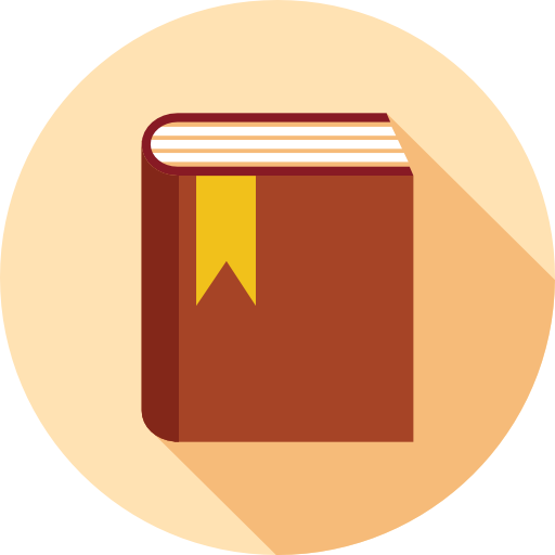 public domain book icon